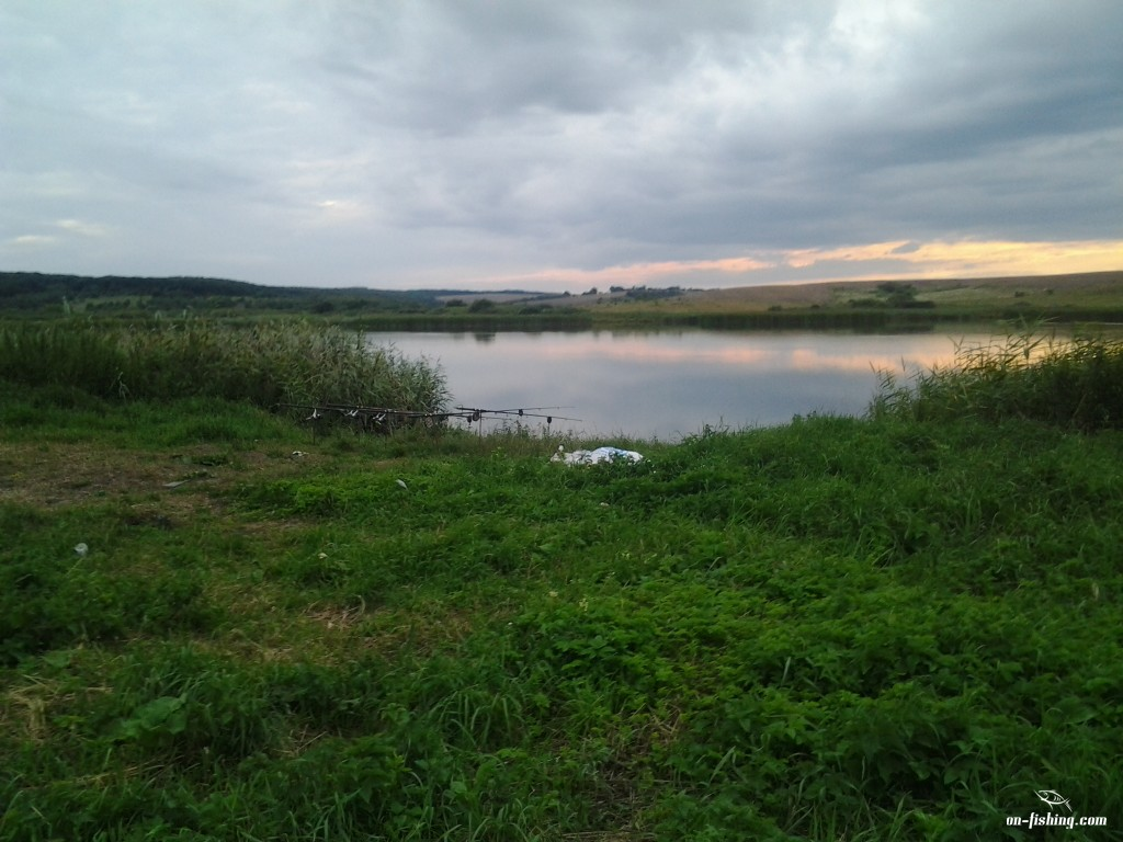 рыбалка в раевской новороссийска